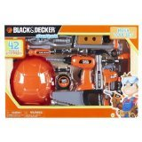 Black & Decker Jr. Mega Tool Set (Mega Drill compare prices)