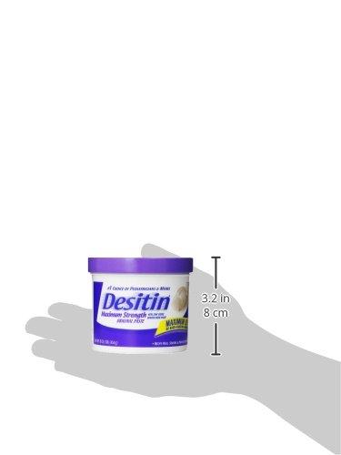 Desitin 40 zinc oxide