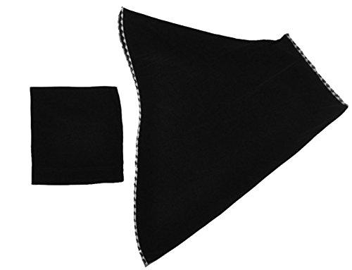 Black-with-Black-and-White-Trim-2-Piece-Al-Amira-Hijab