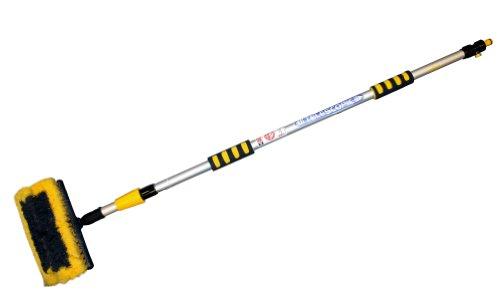 rolson-61011-cepillo-de-limpieza-para-coche-con-entrada-para-agua-2-m