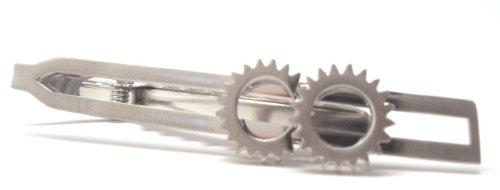 Steam Punk Tie Bars Mechanic Engineer