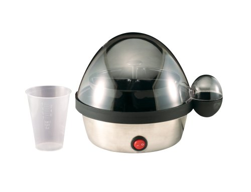 Maverick EC-200 400-Watt Egg Cooker/Poacher, Black