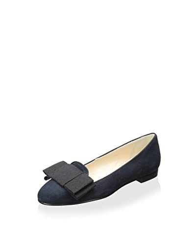Patricia Green Women's Jane Smoking Flat with Bow