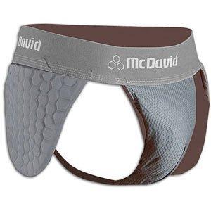 McDavid Hexpad Hexpro Performance Mesh Supporter Gray 3XL by McDavid