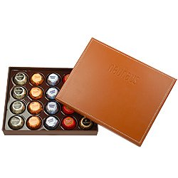 Neuhaus Liqueur Chocolates in Leather Box