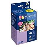 Epson America, PictureMate Print Pack-Glossy (Catalog Category: Printers- I ....