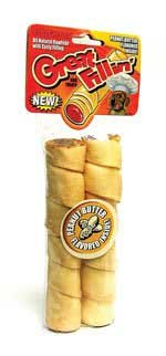 Beefeaters Great Fillin Spiral Rawhide Rolls