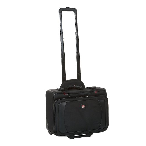 Wenger Shield com catalog case 17 inch black