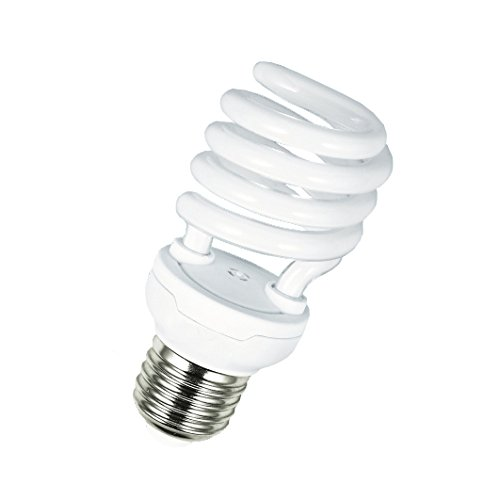 DC 12 Volt 15 Watt Cool White Compact Fluorescent