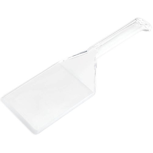 "Amscan Classic Serving Spatula, 10"", Clear"