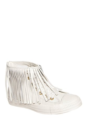 Chuck Taylor All Star Fringe Hi Top Sneaker