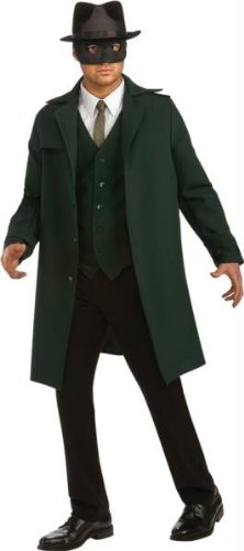 Costumes For All Occasions RU889828XL Green Hornet Dlx Xl