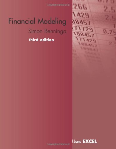 Financial Modeling, Buch