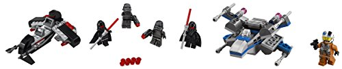 LEGO-Star-Wars-Shadow-Troopers-95PCS-Resistance-X-Wing-Fighter-87PCS-Playsets-Building-Toys-2-Pack