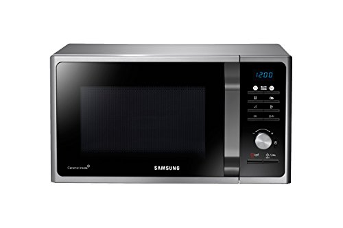 Samsung MG23F301TCS Micro-ondes 23 L Argent