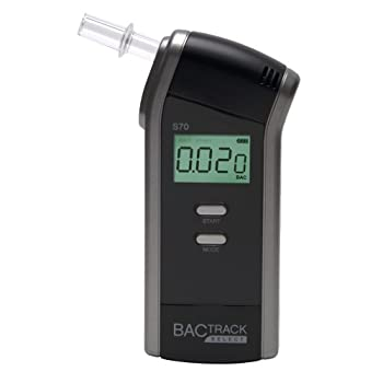 The BACtrack Select S70 is one of the most affordable professional-grade breathalyzers available.  It can be used in a wide variety of settings including law enforcement screening, hospital/clinical test applications, and for personal use.  The S70 u...