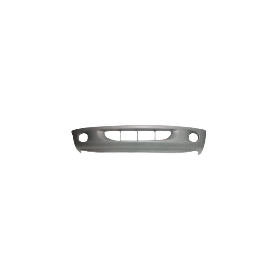 OE Replacement Dodge Dakota Front Bumper Cover (Partslink Number CH1000240) Automotive