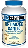 Optimized Garlic, 200 vegetarian capsules