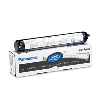 PANKXFA76 - Panasonic KXFA76 Toner (Panasonic Fl501 Fax Machine compare prices)