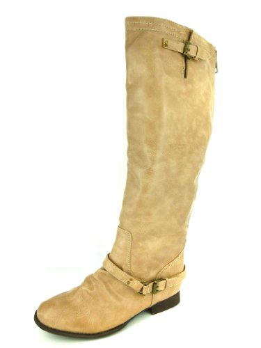 Cheap Bucco 17-269 Boots Nude (B004IA1JH6)