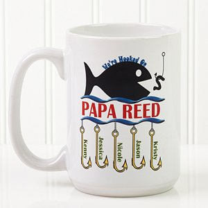 Fishing Coffee Mugs