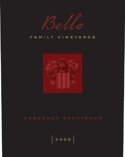 2009 Bello Family Vineyards Napa Valley Cabernet Sauvignon 750 Ml