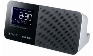 Sony XDRC706DBP DAB  DAB Digital Clock Radio