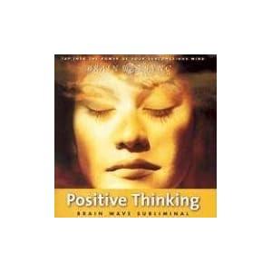 Positive Thinking (Brain Sync audios) [Audiobook] (Audio CD)