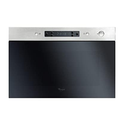 Whirlpool Micro-ondes grill encastrable AMW492IX – Inox