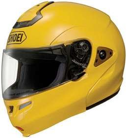 Shoei Multitec Modular Yellow