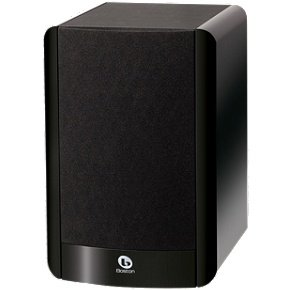 Boston Acoustics A25 Bookshelf Speakers Piano Black (Pair)