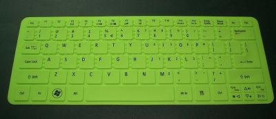 Silicone Keyboard Protector Skin Cover for Acer Aspire Ultrabook S3, S3-951-6646, S3-951-6464, S3-951-6432, S3-951-6828, S5, S5-391-9880, 756, 756-2420, 756-2623, 756-2617, 725, 725-0635, 725-0638, 725-0688, 725-0684, 725-0488, 725-0412, 725-C62kk, 725-0802 (if your