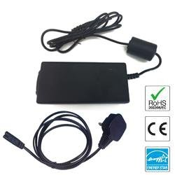 Cargador / Fuente de alimentación 12V compatible con Transformador LaCie 591119  Electrónica revisión