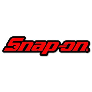 Amazon.com: Snap On tools car styling racing Vynil Car ...