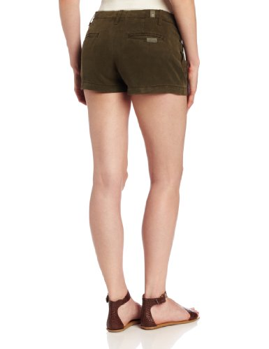 7 For All Mankind Pleated Shorts 女士褶皱短裤美国亚马逊