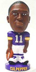 Minnesota Vikings Daunte Culpepper Forever Collectibles Knucklehead Bobble Head
