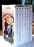 The Chronicles of Narnia Set Reprint edition by C. S. Lewis published by MacMillan Publishing Company (1970) [Paperback]