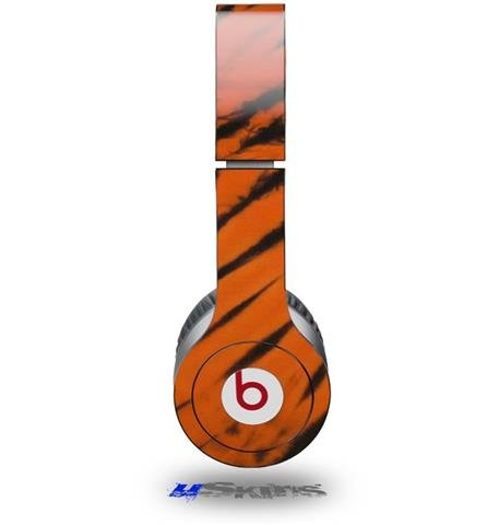 Tie Dye Bengal Belly Stripes Decal Style Skin (Fits Beats Solo Hd Headphones - Headphones Not Included)