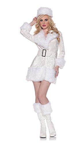 Women's Sexy Winter Russian Costume