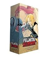 Fullmetal Alchemist Complete Box Set :…