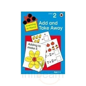 Add and Take Away (Learning at Home Series 2)