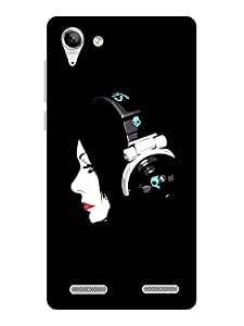 TREECASE Designer Printed Hard Back Case Cover For Lenovo Vibe K5 / Vibe K5 Plus
