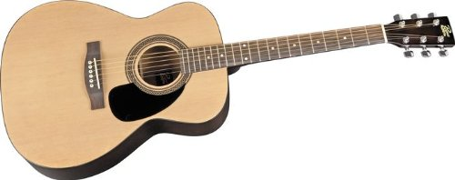 Rogue OOO Style Acoustic guitar, Black
