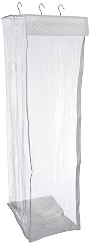 Whitmor Supreme Hanging Garment Bag, Clear (Garment Rack Bag compare prices)