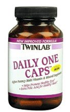 Twinlab - Daily One Caps Multivitamin & Mineral without Iron