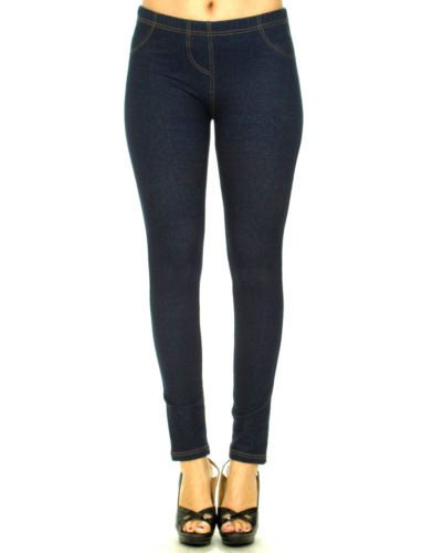 WOMENS JEGGINGS SKINNY JEANS LEGGINGS