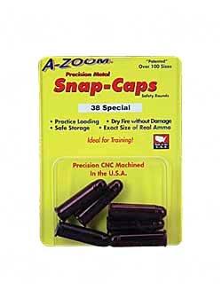 Metal Snap Caps 38 Special (6)