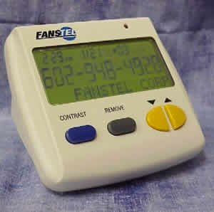 Fanstel G99M Large Screen Caller ID with Call Waiting Display Box Landline Telephone Accessory