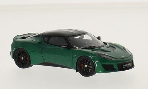 lotus-evora-400-grun-2016-modellauto-fertigmodell-spark-143