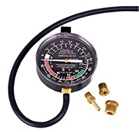 vacuum gauge, ATD, Advanced Tool Design Model  ATD-5657  Deluxe Vacuum/Fuel Pump Tester Kit